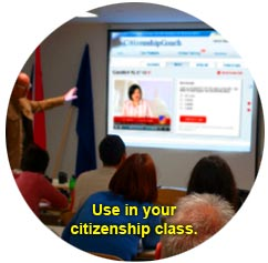 Citizenship Test for Classroom